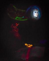 Madame Leota (capt445) Tags: wdw disney magickingdom hauntedmansion darkride nikon d7000