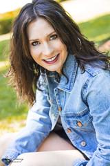IMG_9760 (Daniel JG) Tags: park parque portrait color smile canon eos model retrato modelo musa 600d lifestyile