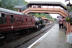 Bewdley Severn Valley Railway_44 (Barrytaxi) Tags: station train transport trains steam severnvalleyrailway bewdley