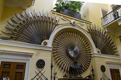 Salle d'armes du château d'Inveraray