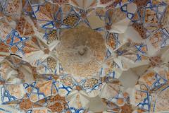 Classroom roof (Stefano Cislaghi) Tags: uzbekistan bukhara madrassah madrasah