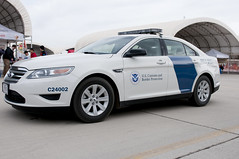 US Customs Ford Taurus (dcnelson1898) Tags: arizona ford police airshow taurus federal lawenforcement yuma uscustomsandborderprotection mcasyuma policepackage
