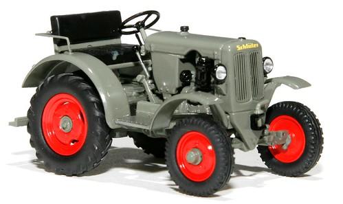 Schuco trattore Schlüter