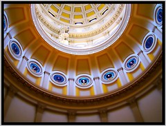 Rotunda Interior ~  Colorado State Capitol ~ Denver Co (Onasill) Tags: building architecture us colorado state district interior places center denver historic architect capitol e dome co government civic 1001nights rotunda omnipresence myers thegalaxy nrhp 1001nightsmagiccity onasill