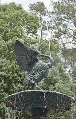 Fountain at Duke Gardens (Chris Lafort) Tags: fountain sarahpdukegardens nikond700