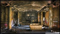 El cine no es una moda (Mark B. Duncan) Tags: old cinema abandoned decay cine depth hdr enfoqueatreses