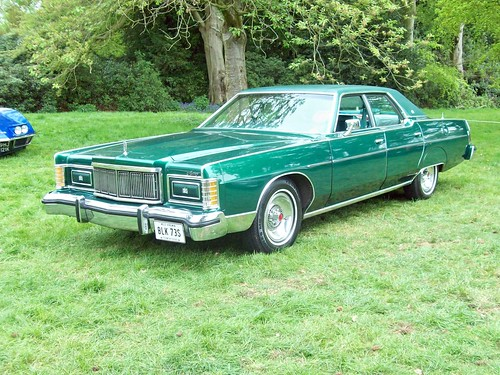 237 Mercury Grand Marquis 4 door Hardtop (1978)