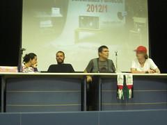 Calouradas Caap (PUCRS) 2012 (Alexandre Haubrich) Tags: wikileaks natliaviana agnciapblica carloslattuf alexandrehaubrich jornalismob