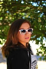 spring getaway (alyssa roth) Tags: california portrait green nature sunglasses sandiego lajolla sooc