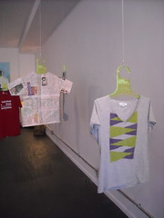 T-shirt Show 4.26 - 04 (Sixty Inches From Center) Tags: 22 berwyn caa sifc tshirtshow zacharyjohnson sixtyinchesfromcenter chicagoartsarchive danstreeting jessicacalek