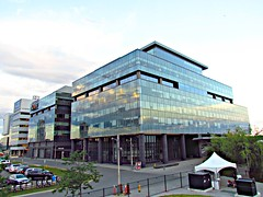 Corus Entertainment, Toronto, ON (Snuffy) Tags: toronto ontario canada eliteclub corusentertainment corusquay flickrstruereflection1