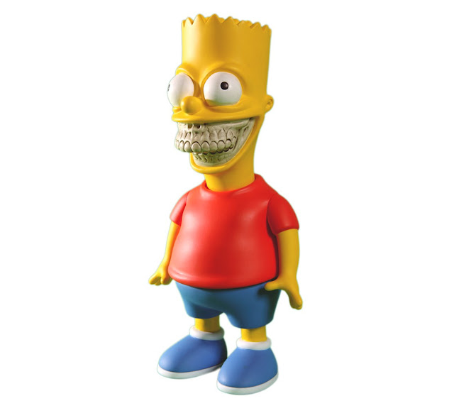 Ron English SDCC ToyTokyo Bart Brin