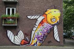 streetart (wojofoto) Tags: amsterdam graffiti streetart wojofoto stadsarchief binho nederland netherland holland wolfgangjosten mural urbanartefx