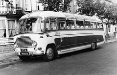 Birch Bedford. (steve vallance coach and bus) Tags: duple bedfordsb birchbros yyt16