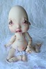 Voici ma petite Colombyne (heliantas) Tags: doll body handmade bjd kane humpty dumpty blushing faceup nefer