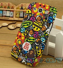 A Bathing Ape case for Samsung GALAXY S3 S III Space