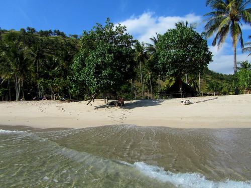 Beach near Malimbu, Lombok