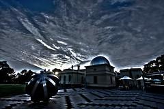 Melbourne Observatory in Twilight (Codenix) Tags: australia melbourne observatory