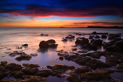 (flyyen) Tags: sunset  penghu