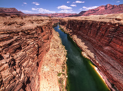 MARBLE DIVIDE (Vlad Bubnov) Tags: bridge arizona river colorado crossing view desert grand canyon route vista marble navajo vlad 89a bubnov fotografyart