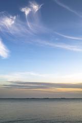 Suomenlinna Shore Scrape the Sky (ken mccown) Tags: sunset sky water suomi finland balticsea shore suomenlinna