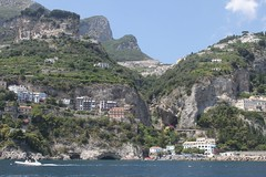 Costiera Amalfitana / The Amalfi Coast (Rory Francis) Tags: sea italy rock coast rocks mediterranean mediterraneo amalficoast positano amalfi costieraamalfitana yreidal aneadailt aniodail