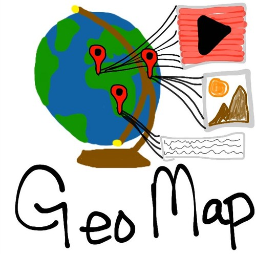 Geo Map Project by Wesley Fryer, on Flickr
