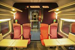 TGV (rbpdesigner) Tags: travel paris slr station frankreich europa europe ledefrance gar