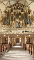 Merseburg Dom (Wldacrusa) Tags: architecture germany cathedral availablelight dom stonework saxony organ sachsen alter carvings churchorgan nonedited churchinterior notedited cathedralinterior naturalphotography alterpeice merseburggermany schlosschurch
