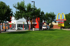 Stoney Plain McDonald's (pokoroto) Tags: summer canada july mcdonalds alberta plain 2012 stoney 7    bookmonth fumizuki  shichigatsu 24