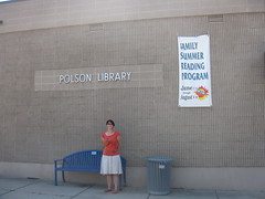"""Polson Public Library, Montana • <a style=""""font-size:0.8em;"""" href=""""http://www.flickr.com/photos/82112822@N00/7755663820/"""" target=""""_blank"""">View on Flickr</a>"""