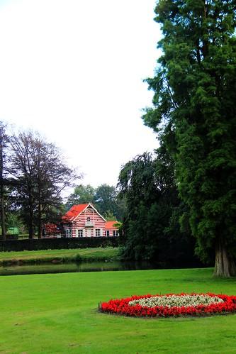 Belgique - Kasteel d'Aertrycke