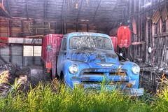 Abandoned (gordeau) Tags: old abandoned truck washington gordon ashby palouse seenbetterdays flickrchallengegroup flickrchallengewinner thechallengefactory gordeau