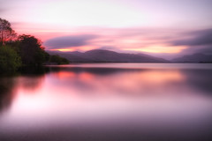 Summer. Revisited.. (lordoye) Tags: longexposure summer reflections scotland colours loch luss lochlomnd canonphotography 1740f40l eos7d nd100