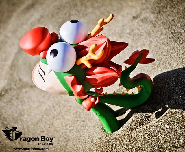 Martin Hsu 的 Dragon Boy 龍仔