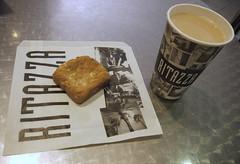 2nd Time Round (Katie_Russell) Tags: ireland food station breakfast cafe cookie tea drink chocolate belfast trainstation northernireland ni choc ulster nireland bfast countyantrim coantrim choccie gvs