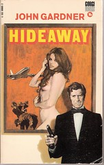 Hideaway (Covers etc) Tags: fiction design corgi paperback cover bookcover 1970s thriller