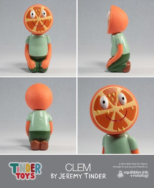 Jeremy Tinder 的 Tinder Toys 設計師玩具