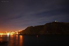 City and Signal (Ayrcan) Tags: ocean city urban canada night newfoundland lights coast stjohns atlantic east northamerica signalhill cabottower newfoundlandandlabrador