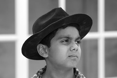 FK-EOS60D-_7479c (Fahim Kidwai) Tags: pakistan boy hat canon naughty daylight cowboy handsome islamabad 60d