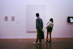 Looking for sense (__Thomas Tassy__) Tags: art museum seoul 2016 canon eos 350d
