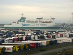15 05 07 Rosslare (9) (pghcork) Tags: ireland ferry wexford ferries rosslare stenaline irishferries