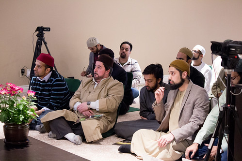 "Shaykh Yahya Rhodus at SeekersHub, Toronto and Seminar Series: Worship, Coffee and The Meaning of Life • <a style=""font-size:0.8em;"" href=""http://www.flickr.com/photos/88425658@N03/26839616135/"" target=""_blank"">View on Flickr</a>"