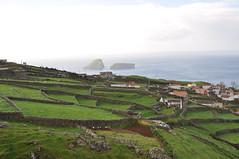 Isla Terceira (Azores-Portugal). Vista desde el Mirador de la Serra da Ribeiria (santi abella) Tags: portugal azores aores ribeirinha islaterceira
