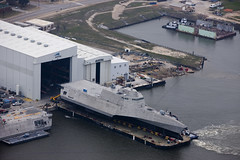 150224-N-EW716-002 (SurfaceWarriors) Tags: heritage mobile america liberty freedom commerce unitedstates 10 military navy sailors fast gabrielle worldwide ala tradition usnavy uss protect deployed flexible lcs onwatch beready giffords defendfreedom warfighters nmcs chinfo sealanes warfighting preservepeace deteraggression operateforward warfightingfirst navymediacontentservice