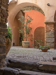 Castelbuono, Sicily (Ken Barley) Tags: italy castle sicily castelbuono