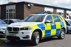 YJ15 HCP (S11 AUN) Tags: car video traffic yorkshire north group police rpg bmw vehicle roads emergency unit equipped 999 x5 rpu nyp policing anpr yj15hcp