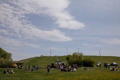 teddybearpicnicday-16 (claire.pontague) Tags: bear park party kite sunshine outdoors picnic teddy stage saskatoon dancefloor djs 2016