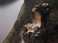 Elbsandsteingebirge (Ivan Mauricio Agudelo Velasquez) Tags: rio river elba alemania bastion elbe roca cantera bastei piedra sajonia germani