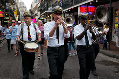 Storyville Stompers (michael.mu) Tags: leica 35mm louisiana neworleans jazz m frenchquarter bourbonstreet brassband m240 storyvillestompers secondlineparade leicasummicron35mmf20asph leicasummicronm1235mmasph